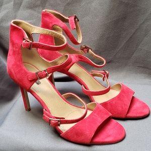 Tahari ~ NWOT ~ Laos ~ Gladiator Style ~ Heels
